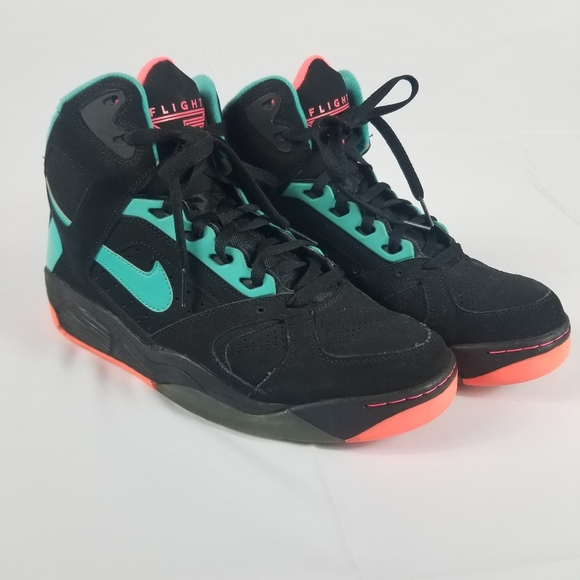 caja de cartón Imperialismo consumo  Nike Shoes   Air Flight Lite High Basketball Size 11   Poshmark